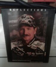 Dale Earnhardt Sr #3 REFLECTIONS WOOD FACED PICTURE COLLAGE