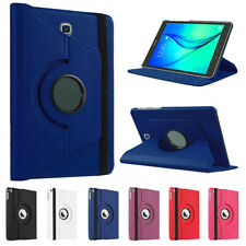 """For Samsung Galaxy Tab A 7"""" 8"""" 9.6"""" T560 T377 Tablet PU SMart Cover Leather Case"""