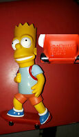 Figurine Simpsons vintage Bart bouteille 1997 euromark figure bottle shamp