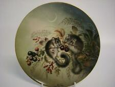 BRADEX LILIEN PORZELLAN NATURES LITTLE BEAUTIES NIBBLING DORMICE PLATE