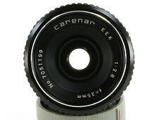 Carenar EEK 35mm f/2.8 f/2.8 Manual Focus Wide Angle Lens Olympus OM (JP)