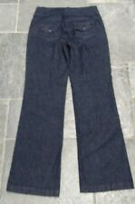 Ladies MONSOON Jeans Size 8 Short Very Slight Bootcut