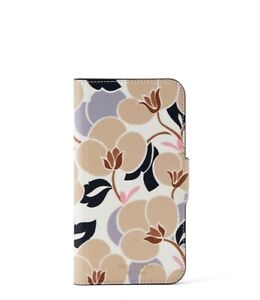 Kate Spade New York 256501 Womens Breezy Floral iPhone X/Xs Folio Case