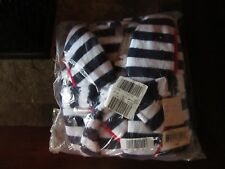 Robe Navy Stripped by Comfort and Company size XL Brand New