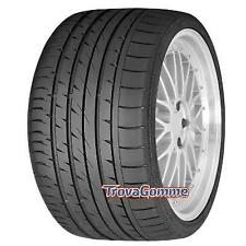 KIT 4 PZ PNEUMATICI GOMME CONTINENTAL CONTISPORTCONTACT 5P FR RO1 265/30R20 94Y