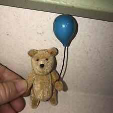 "Classic Winnie the Pooh 2"" Miniature Collectible Balloon Teddy Bear Gund"