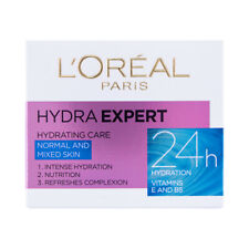 LOREAL HYDRA EXPERTS NORMAL CREAM FOR MIXED SKIN 50 ml 24 h Vitamin E, B5