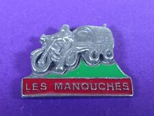 pins pin moto roulotte les manouches