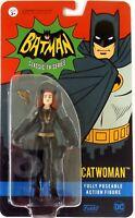 "DC Comics Batman Classic TV Series 3.75"" Fully Poseable Action-Figure-Catwoman"