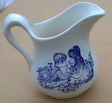 Royal Crownford Made in England Norma Sherman Yesterday's Children Pitcher