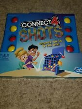 Connect 4 SHOTS Hasbro Gaming Four Board Games Sealed