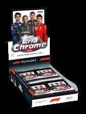 2020 Topps Chrome Formula 1 Racing Hobby Box