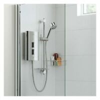 Mira Escape 9.8kW Chrome Thermostatic Electric Shower