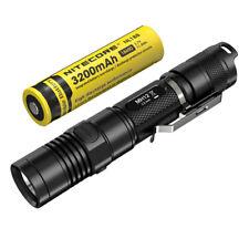 Nitecore MH12 1000 lumens Cree XM-L2 U2 LED USB Rechargeable Flashlight