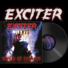 EXCITER - Blood of Tyrants (NEW*LIM.200 BLACK VINYL*CAN SPEED METAL CLASSIC)