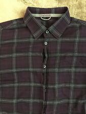 Ermenegildo Zegna 'Zegna Sport' Button Front Long Sleeve Shirt - Large