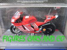 MOTO GP 1/18 DUCATI DESMOSEDICI GP7 CASEY STONER  2007 COLLECTION ALTAYA