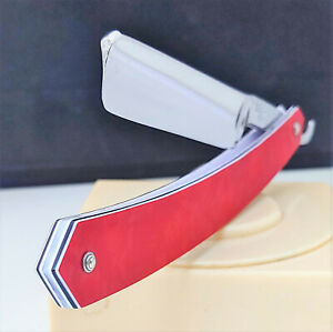 Vintage Restored BOKER - RED INJUN No 101 - Shave Ready