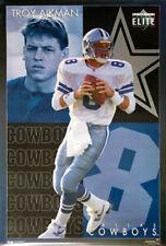 Troy Aikman ELITE Vintage 1994 Dallas Cowboys NFL Action Costacos Brother POSTER