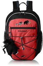Mammut First ZIP Poliéster negro rojo - mochila para Portátiles y netbooks (po