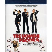 Tre Uomini E Una Pecora  [Blu-Ray Nuovo]