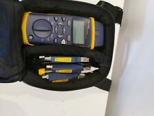 Fluke CableIQ Network Tester with 3 Remote ID dongles