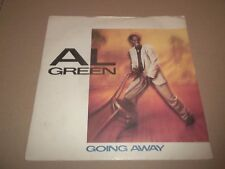 """AL GREEN """" GOING AWAY / BUILDING UP """" 7"""" SINGLE 1985 AM 288 EXCELLENT"""