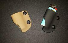 Kydex Survival Lighter Case For Little Bic x2 Handmade RCcustom