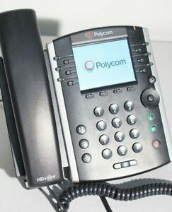 Polycom VVX 410 Business Media Phone TÉLÉPHONE VOIP À 12 LIGNES  2201-46186-001