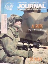 Armed Forces Journal Magazine Aussies Down Under November 1989 082417nonrh2