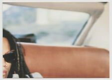 "LENNY KRAVITZ ""5"" Postcard 1998 Virgin Tower Records CD Promotional Music RARE"