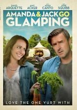 AMANDA & JACK GO GLAMPING, DVD, 2017, SKU 4623