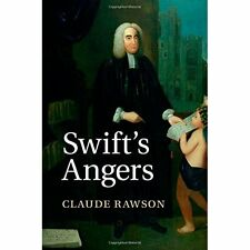 Swift's Angers Claude Rawson Cambridge University Pre. 9781107034778 Cond=LN:NSD