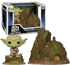 Funko - POP Town: Star Wars - Yoda's Hut Brand New In Box