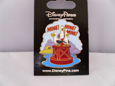 Disney * Mine! Mine! Mine! - Seagulls * New on Card Attraction Pin