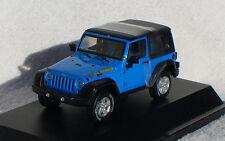 Jeep Rubicon Islander Edition 2010 blau 1:43 Greenlight Modellauto / Die-cast