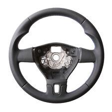 VW Steering Wheel T5 Passat 3C Golf VI New Recovered Thumb Rests Seam Blue 11946