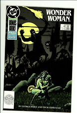 Wonder Woman 18 - 1st Circe - Classic Perez - High Grade 9.4 NM