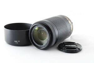 Nikon AF-P DX NIKKOR 70-300mm F/4.5-6.3 VR ED G Lens from Japan