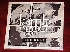 Lamb Of God: The Duke EP CD 2016 Nuclear Blast NE 3841-0 Gatefold Slipcase NEW
