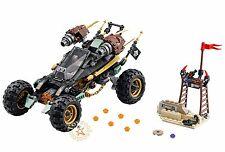 LEGO NINJAGO - ROCK ROADER 70589 - MINIFIGURAS NO INCLUIDAS