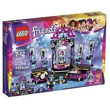 LEGO Friends Pop Star Show Stage (41105) - New, Sealed Set