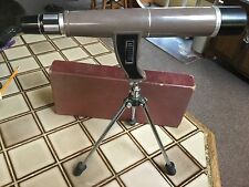 Vintage Telescope Pistol zoom Monocular #707 1958 Sporting Scope