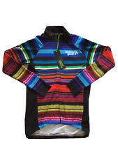 BRAND NEW WITH TAG - STOLEN GOAT WOMENS BODY LINE LS JERSEY HYERVELOCITY SIZE S