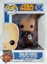 "NALAN CHEEL Star Wars Pop Movies 4"" inch Vinyl Bobble Head Figure #52 Funko 2015"
