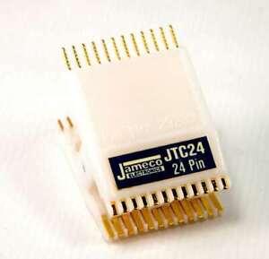 2.54 mm Precision THT Gold-Pla Dip PIN 2X DS1001-01-24BT1NSF6S Socket 24 Pitch