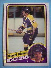 1984-85 O-Pee-Chee # 82 Marcel Dionne Vintage Card!  N/MT or Better!