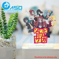 Zombie Land Saga Character Anime Acrylic Stand Figure display table toy model