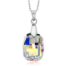 Nirano Collection Aurora Borealis Pendant Made with Swarovski® Crystals