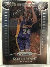 Kobe Bryant Not Autographed 2015-16 Season NBA Basketball Trading Cards